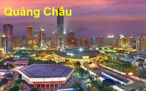 Những điều thú vị về Quảng Châu Trung Quốc