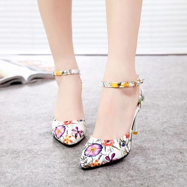 Nguồn hàng giày dép Quảng Châu