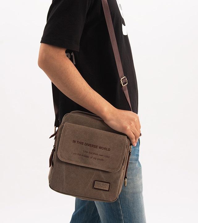 Túi xách đeo chéo cho nam giá rẻ