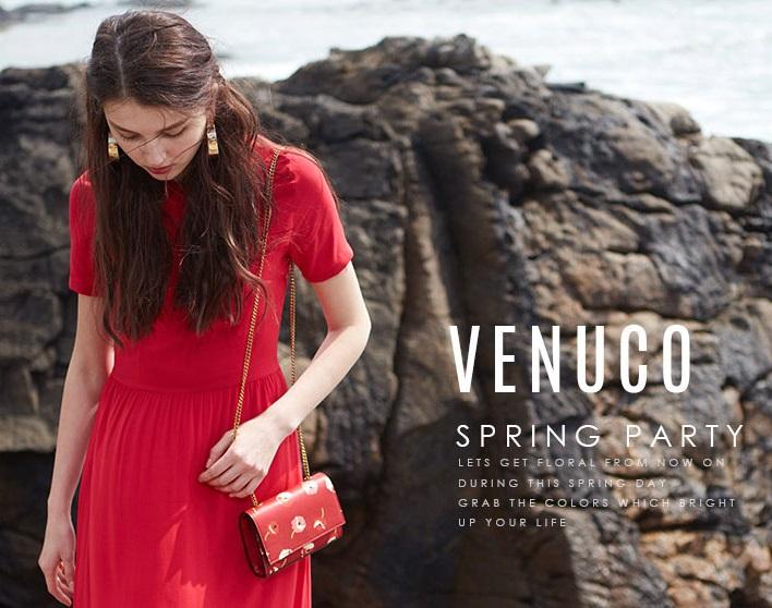 Túi xách thương hiệu mới Venuco